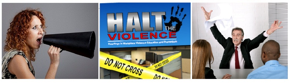 Workplace Violence  Awareness Month